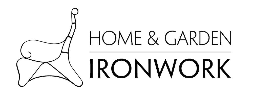 Home and Garden Ironwork Logo